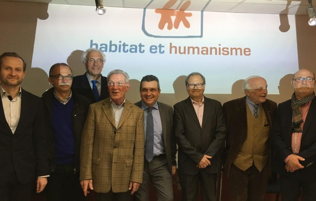 Habitat Et Humanisme & Lions